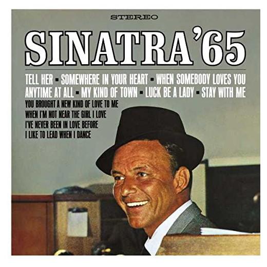 Frank Sinatra Frank Sinatra - Sinatra '65 цена
