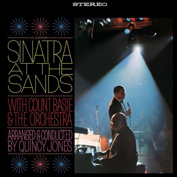 Frank Sinatra Frank Sinatra - Sinatra At The Sands (2 LP) цена