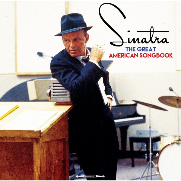 Frank Sinatra Frank Sinatra - The Great American Songbook (2 LP) цена
