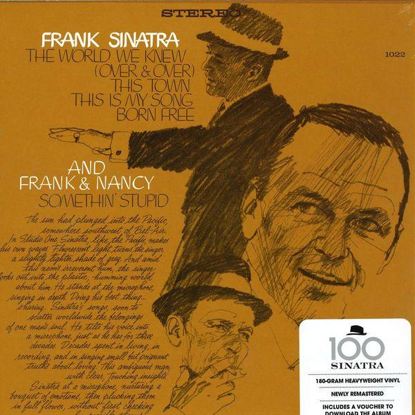 Frank Sinatra Frank Sinatra - The World We Knew frank sinatra frank sinatra all the way