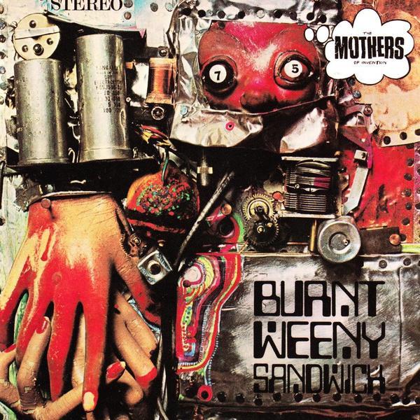 лучшая цена Frank Zappa Frank Zappa - Burnt Weeny Sandwich