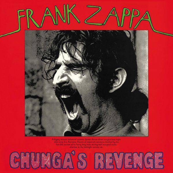 лучшая цена Frank Zappa Frank Zappa - Chunga's Revenge