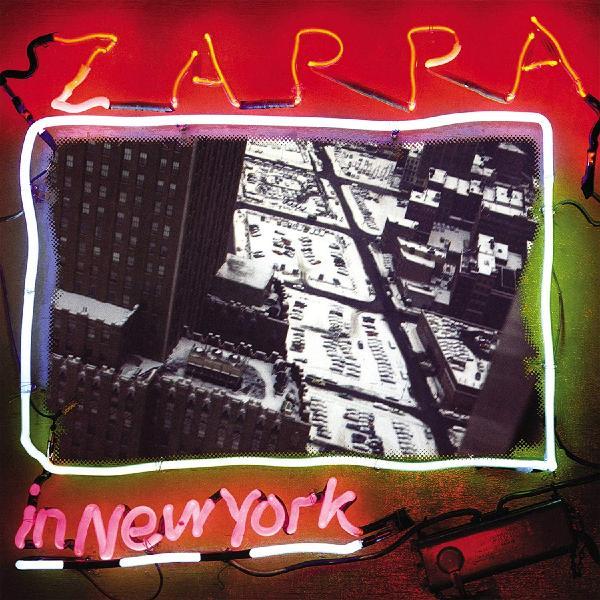 лучшая цена Frank Zappa Frank Zappa - Zappa In New York (3 LP)