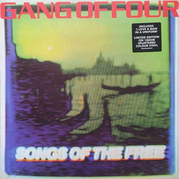 Gang Of Four Gang Of Four - Songs Of The Free the four