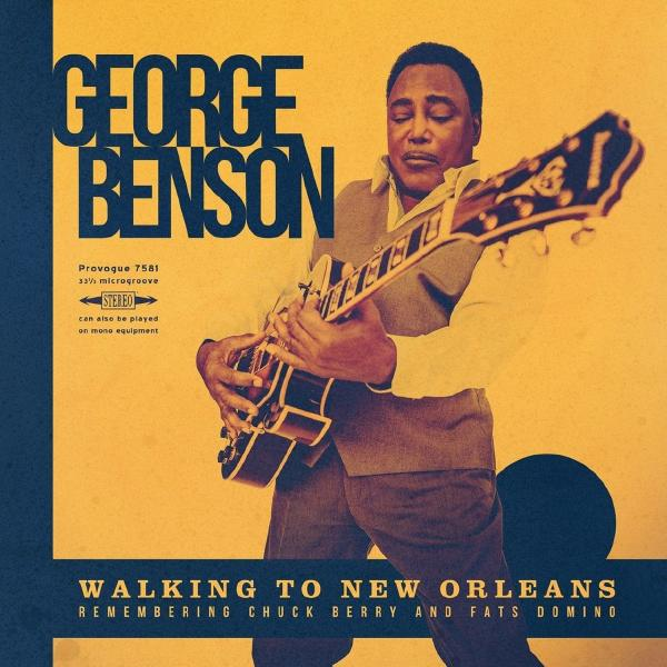 George Benson George Benson - Walking To New Orleans new orleans saints garden gnome 11 thematic