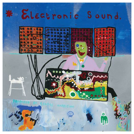George Harrison George Harrison - Electronic Sound