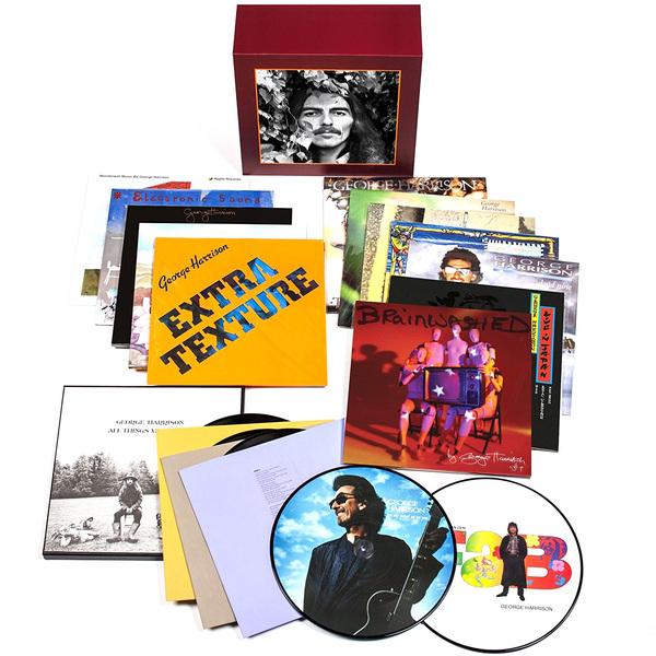 George Harrison George Harrison - Vinyl Collection (18 LP)