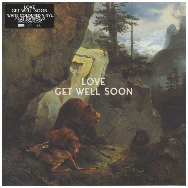Get Well Soon Get Well Soon - Love недорго, оригинальная цена