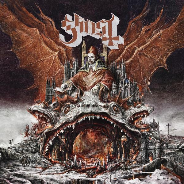 GHOST GHOST - Prequelle