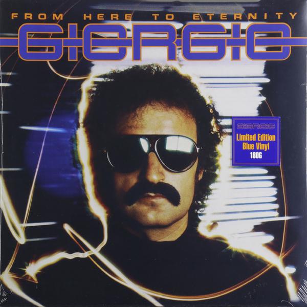 лучшая цена Giorgio Moroder Giorgio Moroder - From Here To Eternity (colour)