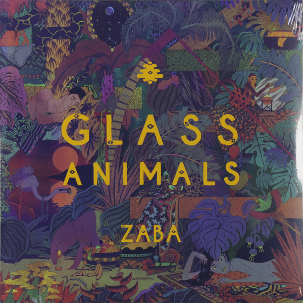 Glass Animals Glass Animals - Zaba (2 LP) glass animals glass animals how to be a human being