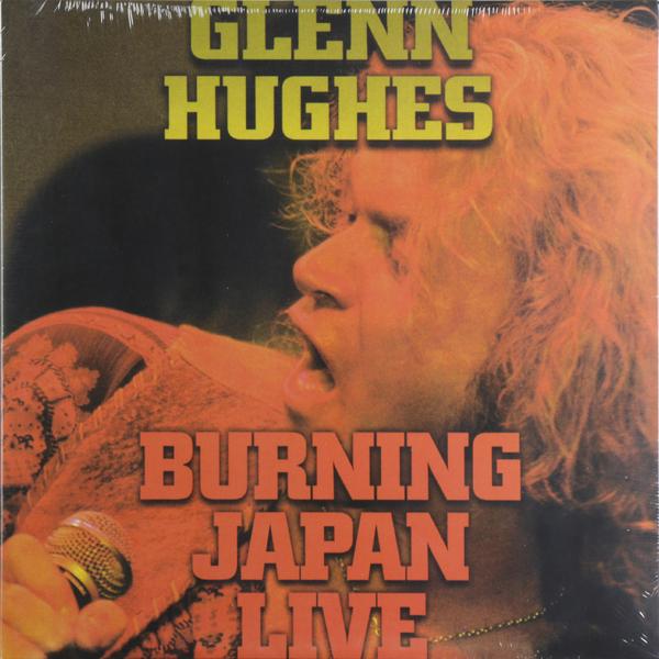 лучшая цена Glenn Hughes Glenn Hughes - Burning Japan Live (2 LP)