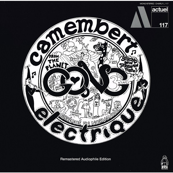 цены на GONG GONG - Camembert Electrique  в интернет-магазинах
