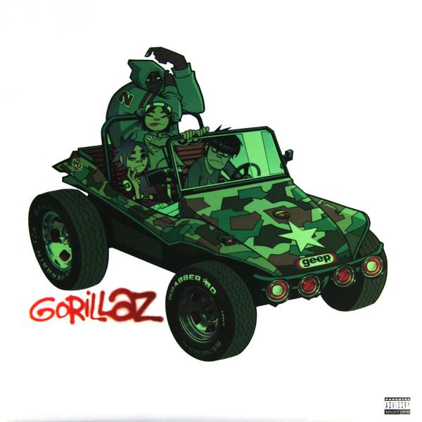 Gorillaz Gorillaz - Gorillaz (2 LP) gorillaz – humanz cd