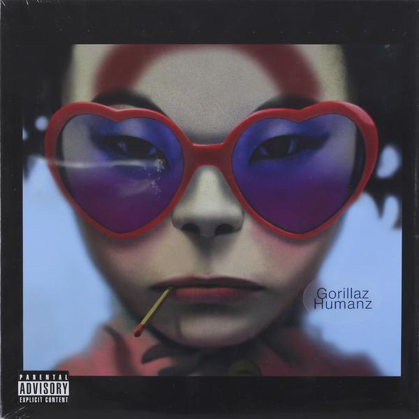 Gorillaz Gorillaz - Humanz (2 Lp, Deluxe) gorillaz – humanz cd