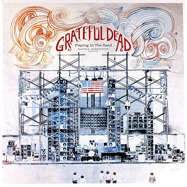 Grateful Dead Grateful Dead - Playing In The Band, Seattle, Wa 5/21/74 (180 Gr)