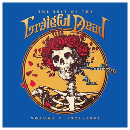 Grateful Dead Grateful Dead - The Best Of The Grateful Dead Vol. 2: 1977-1989 (2 LP) living dead dolls series20 days of the dead el luchador muerto variant