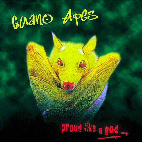 Guano Apes Guano Apes - Proud Like A God (180 Gr, Colour)