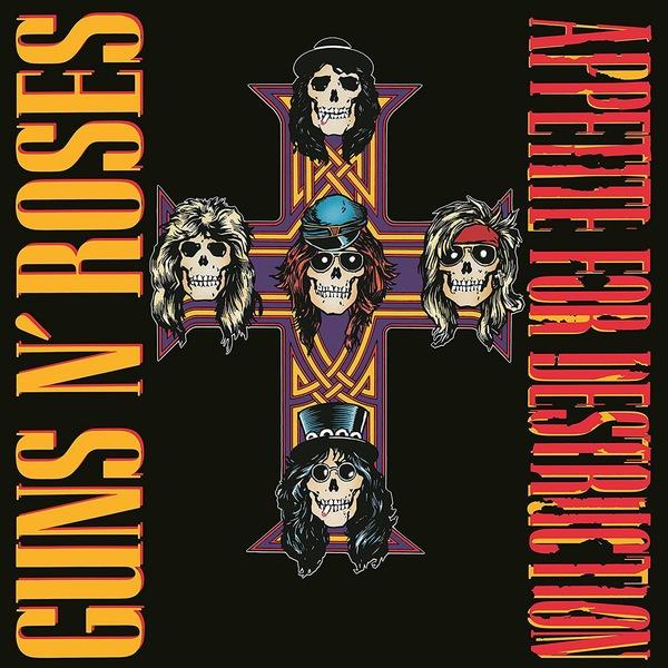 Guns N' Roses Guns N' Roses - Appetite For Destruction (2 LP) guns n roses guns n roses use your illusion i 2 lp
