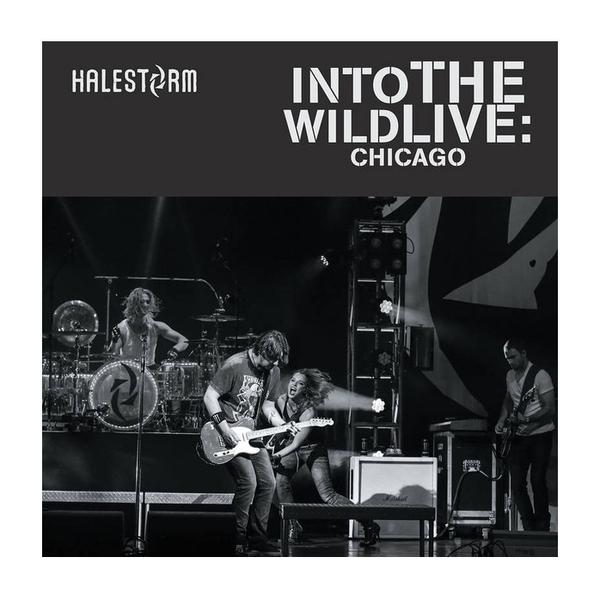 купить Halestorm Halestorm - Into The Wild Live: Chicago (10 ) по цене 1090 рублей