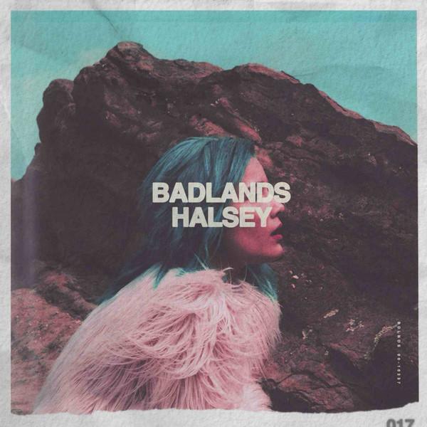 Halsey Halsey - Badlands jill sorenson badlands