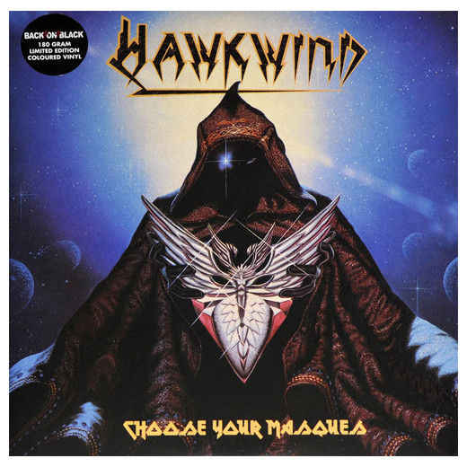 Hawkwind Hawkwind - Choose Your Masques (2 Lp, 180 Gr, Colour) you choose