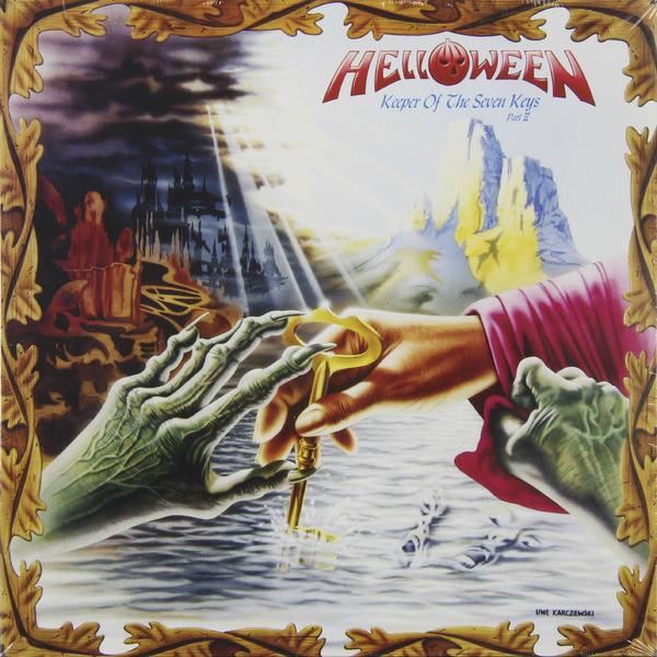 Helloween Helloween - Keeper Of The Seven Keys (part 2) keeper of the keys