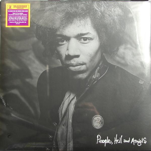 Jimi Hendrix Jimi Hendrix - People, Hell Angels плектр dunlop jimi hendrix 12 medium
