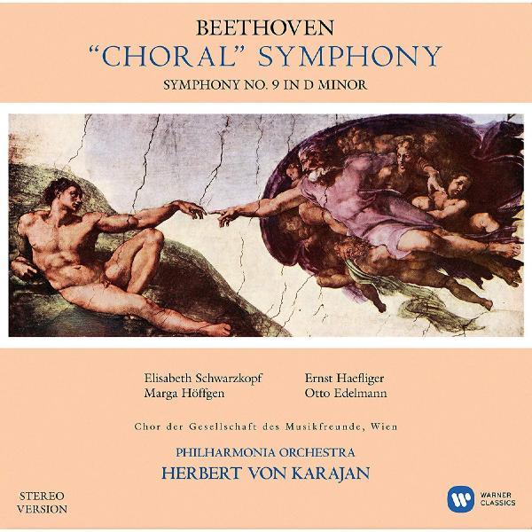 Beethoven BeethovenHerbert Von Karajan - : Symphony No. 9 (2 Lp, 180 Gr) цена и фото