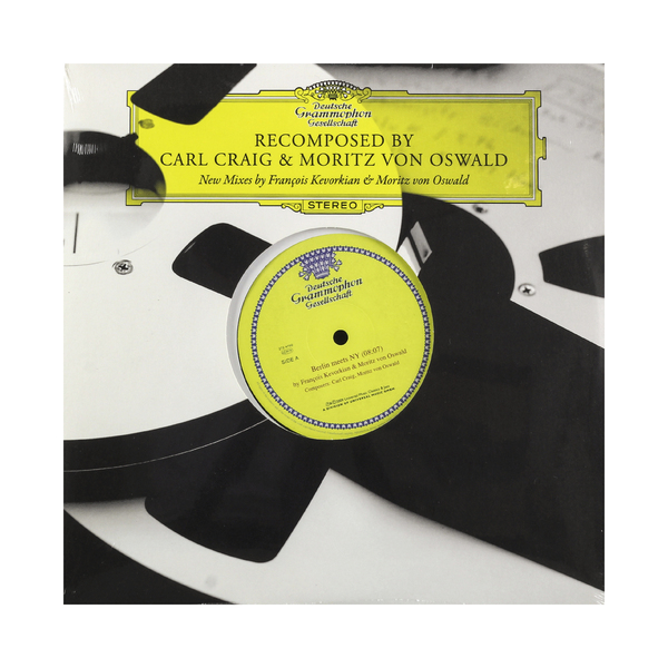 Herbert Von Karajan Herbert Von Karajan - Recomposed By Carl Craig Mortiz Von Oswald (10 ) complete poety herbert