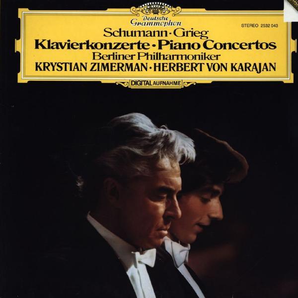 Herbert Von Karajan Herbert Von Karajan - Schumann / Grieg: Piano Concertos ножницы palisad 60573
