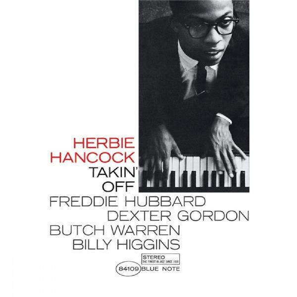 Herbie Hancock Herbie Hancock - Takin' Off цена