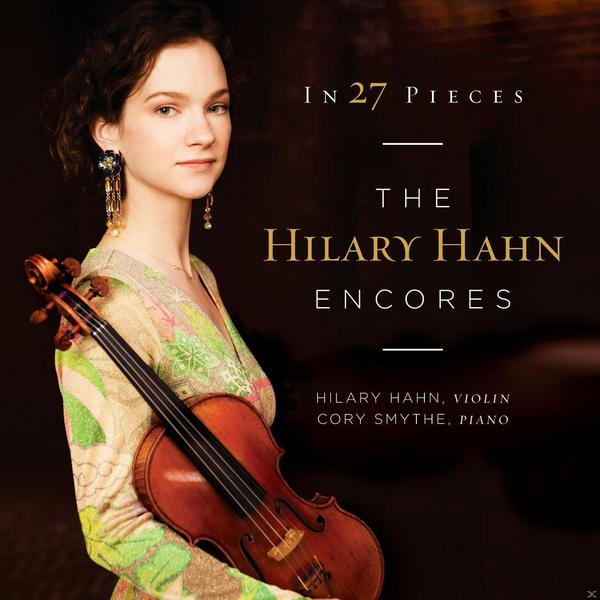 лучшая цена Hilary Hahn Hilary Hahn - The Encores (2 LP)
