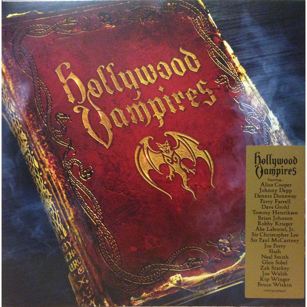 Hollywood Vampires Hollywood Vampires - Hollywood Vampires (2 LP) hollywood vampires hollywood vampires hollywood vampires