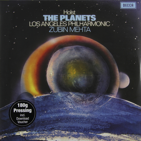 HOLST HOLST - The Planets (180 Gr)