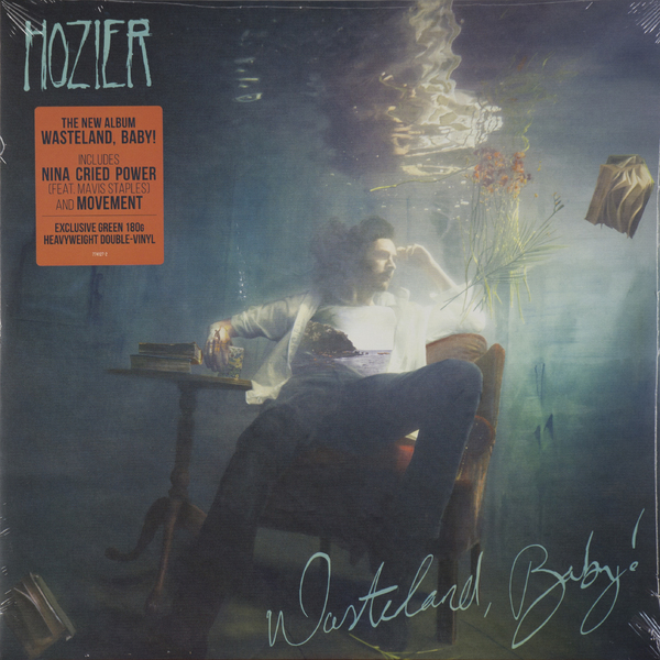 Hozier Hozier - Wasteland, Baby! (2 Lp, Colour)