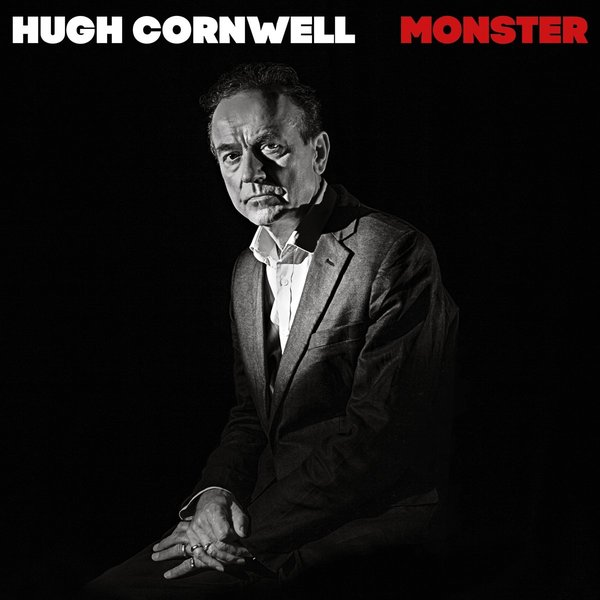 цена на Hugh Cornwell Hugh Cornwell - Monster (2 Lp, 180 Gr)
