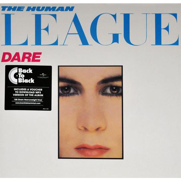 Human League Human League - Dare! кеды urban league urban league ur009amvhz70