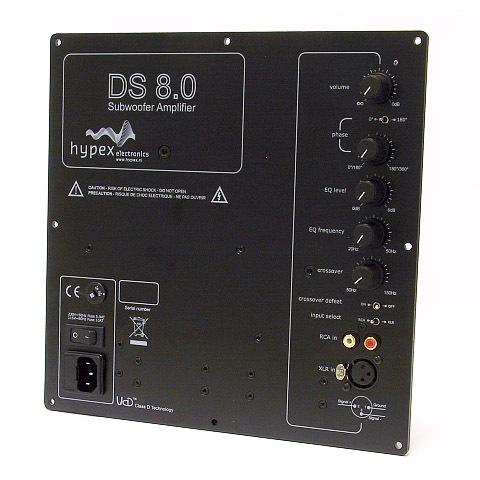 Усилители для сабвуферов - Усилитель для сабвуфера Hypex DS8.0.