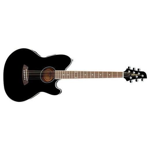 Гитара электроакустическая Ibanez TCY10E High Gloss Black недорго, оригинальная цена