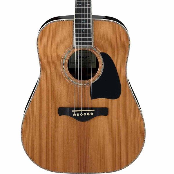 Гитара электроакустическая Ibanez AVD80-NT бас гитара ibanez sr300eb weathered black