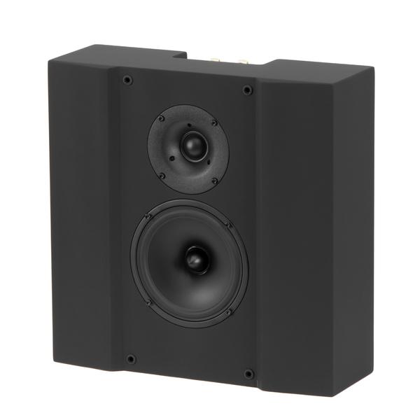 Настенная акустика ICE S6.1 Black панель для акустической обработки vicoustic multi fuser wood 64 black 1 шт
