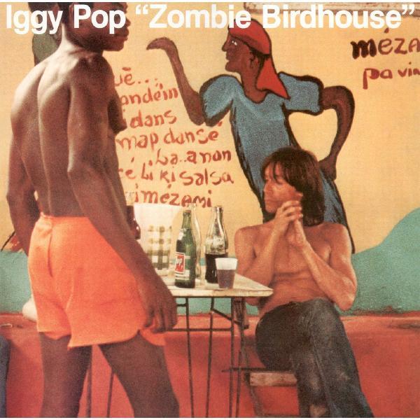 купить Iggy Pop Iggy Pop - Zombie Birdhouse по цене 2180 рублей