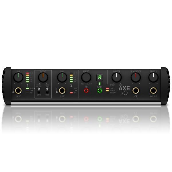 Внешняя студийная звуковая карта IK Multimedia AXE I/O мобильный аудиоинтерфейс ik multimedia irig pro i o