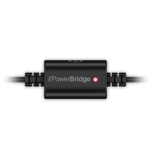 Адаптер питания IK Multimedia iRig PowerBridge цена и фото