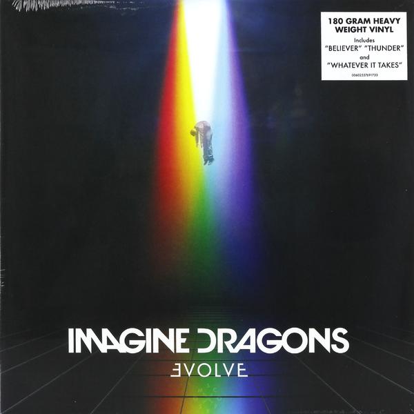 Imagine Dragons Imagine Dragons - Evolve (180 Gr)