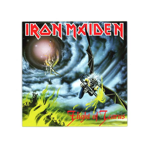 Iron Maiden Iron Maiden - Flight Of Icarus (7 ) iron maiden iron maiden the clairvoyant 7