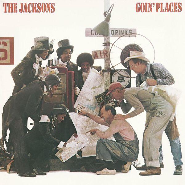 Jackson 5 Jackson 5Jacksons - Goin' Places недорго, оригинальная цена