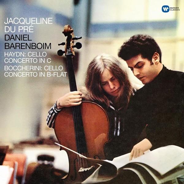 HAYDN HAYDNJacqueline Du Pre - : Cello Concerto In C / Boccherini: Cello Concerto жаклин дю пре jacqueline du pre dvorak cello concerto in b minor op 104 lp
