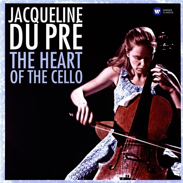 Jacqueline Du Pre Jacqueline Du Pre - Jacqueline Du Pre - The Heart виниловая пластинка jacqueline du pre richard strauss don quixote vinyl edition